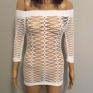 Other - Exotic dance wear Fishnet top